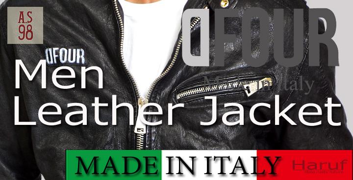 カテゴリ3イタリア製メンズレザージャケット720