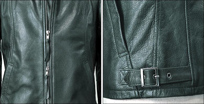 レザージャケット メンズ ネイビー紺 usa21gnavy-3